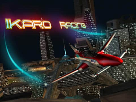 Ikaro Racing HD: Air Master for iPhone and iPad for free
