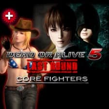 Playstation Store DOA5LR: Core Fighters + Tina for free