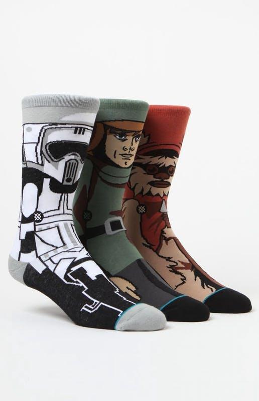 Stance Star Wars Socks from $8.99+FS @Spring
