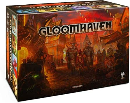 Gloomhaven Board Game at Amazon - near lowest ever! - $87.63
