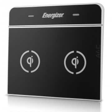 Energizer Qi-Enabled Inductive-Charging Platform for $7.99 w/ FS @ A4C