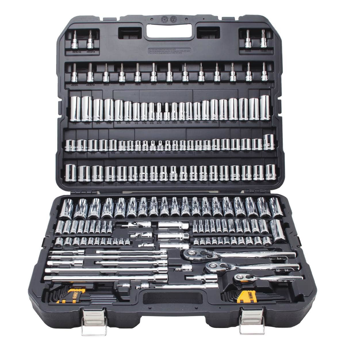 DEWALT 192pc Mechanics Tools Set DWMT75049 $139