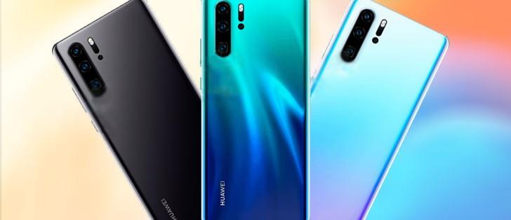 Unlocked Huawei P30 Pro Dual-SIM 256GB (Pre Order) $899.99