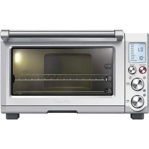 Breville BOV845BSS Smart Oven Pro Convection Toaster Oven for $200