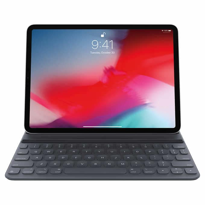 Apple Smart Keyboard Folio for iPad Pro 11-inch (1st Generation) $99.97