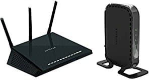 $104 for New Modem + Router Wifi Upgrade $104.96