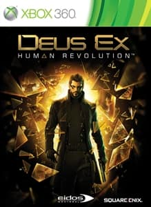 DEUS EX: HUMAN REVOLUTION (Xbox 360) free to download for Xbox gold members live now