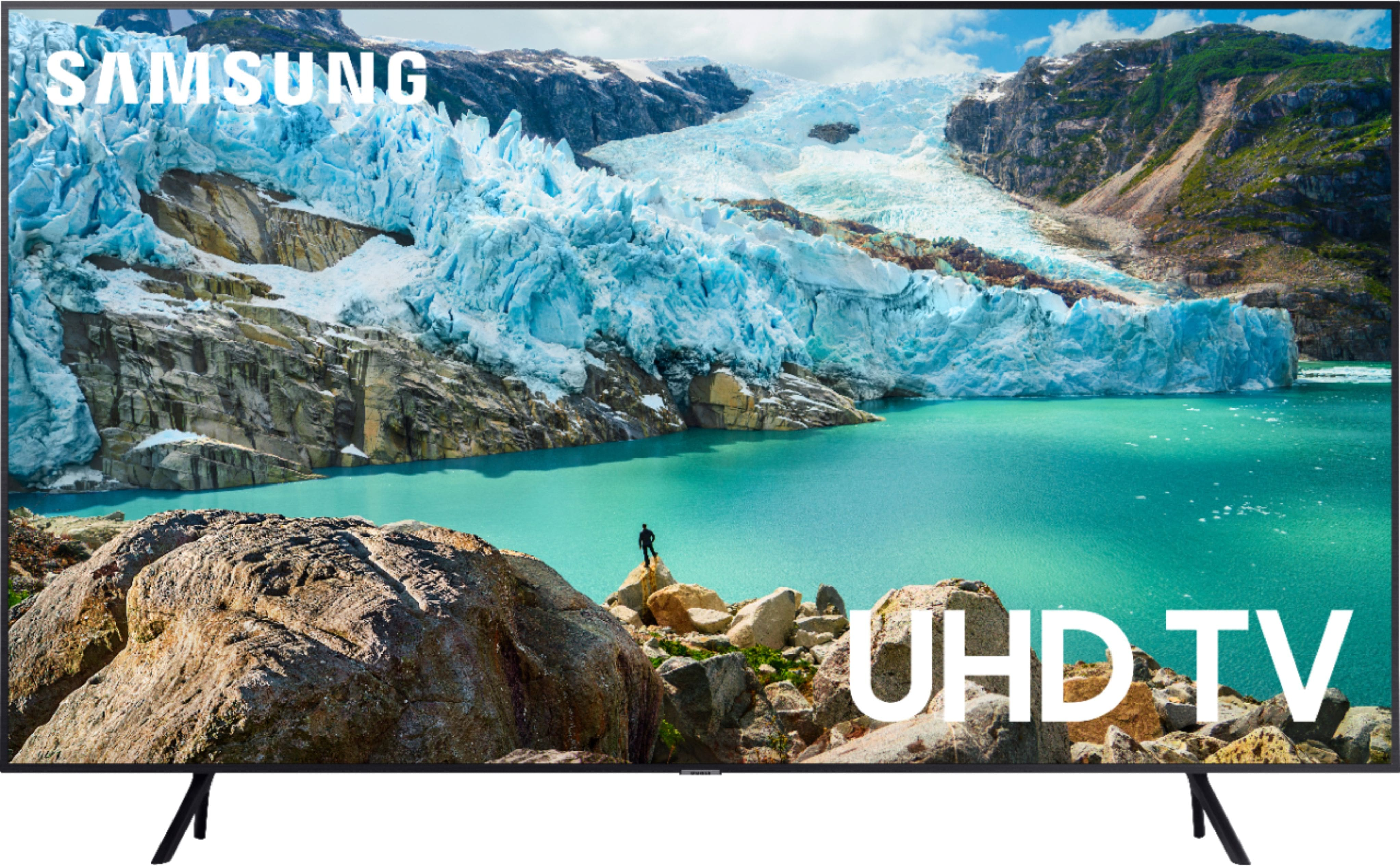 "Samsung - 70"" Class - LED - 6 Series - 2160p - Smart - 4K UHD TV with HDR $549.99"