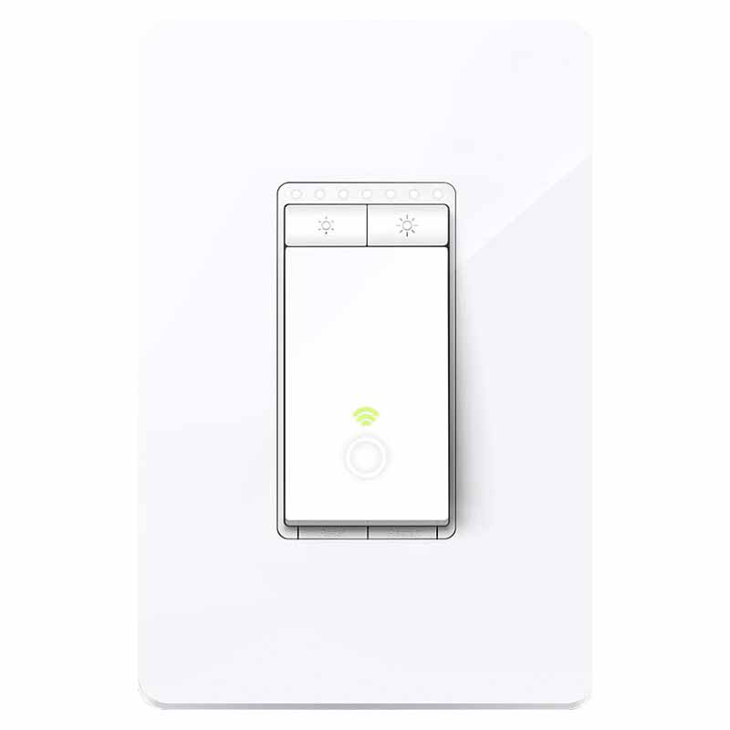 TP-Link HS220 Kasa Smart Wi-Fi Light Switch, Dimmer $35 99