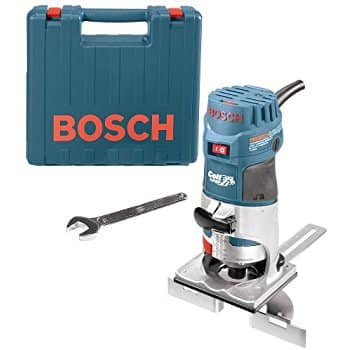 Bosch Colt Palm Grip PR20EVSK 5.6 Amp 1-Horsepower Fixed-Base Variable-Speed Router with Edge Guide  $79 + Tax / Free Shipping @Amazon