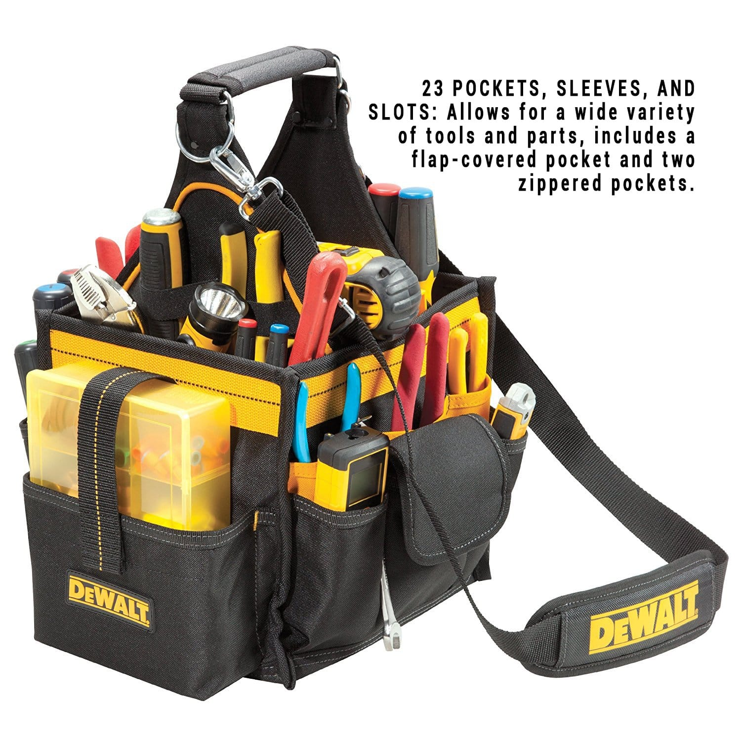 Amazon:  DeWalt DG5582 Electrical and Maintenance Tool Carrier - $33.42 + Free Shipping
