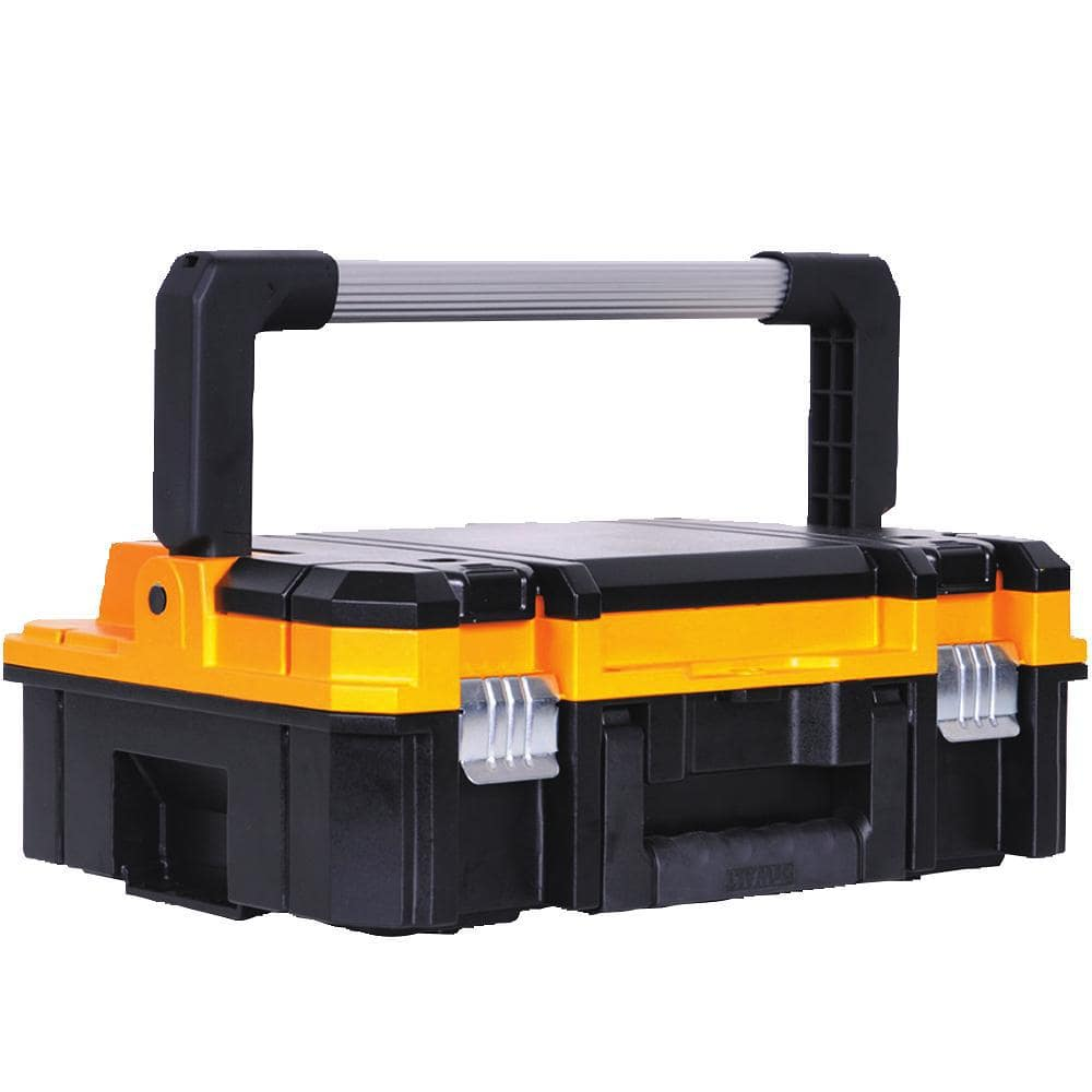 Home Depot: Dewalt TSTAK Long Handle Small Parts & Tool Storage Organizer - $19.56 with Free Store Pickup