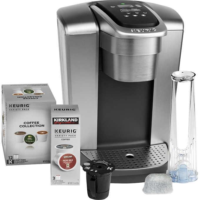 Keurig k Elite c coffee brewer For Costco members only $104.99