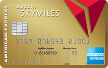 *YMMV* Delta Gold SkyMiles® Credit Card from American Express - 75K offer
