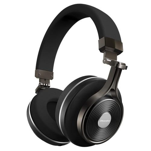 Bluedio T3 Plus (Turbine 3rd) Wireless Bluetooth 4.1 Stereo Headphones with Mic/Micro SD Card Slot (Black) $33.99