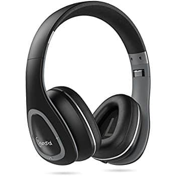 SoundPal SonoBass Wireless Over-Ear Headphones for $38.99