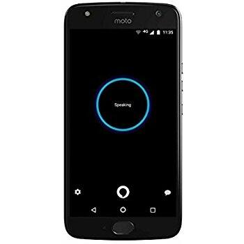 Moto X (4th Generation) - with hands-free Amazon Alexa – 32 GB - Unlocked – Super Black - Prime Exclusive $249.99