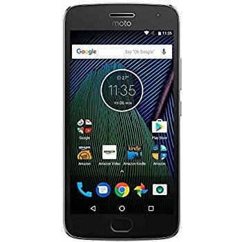 Prime Members: 64GB Motorola Moto G5 Plus Unlocked Smartphone $219.99