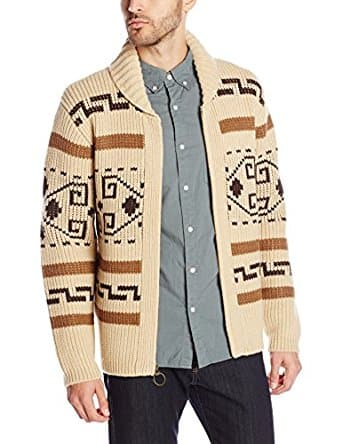 "Pendleton Westerly Sweater, ""The Dude"" Sweater from Big Lebowski $126"