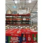 *Austin ONLY* at Costco B&M - Sam Adams IPA 24 beer bottles 9.97 + taxes