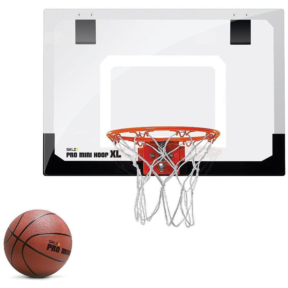 SKLZ XL Pro Mini Basketball Hoop W/ Ball. 23 x 16 inches