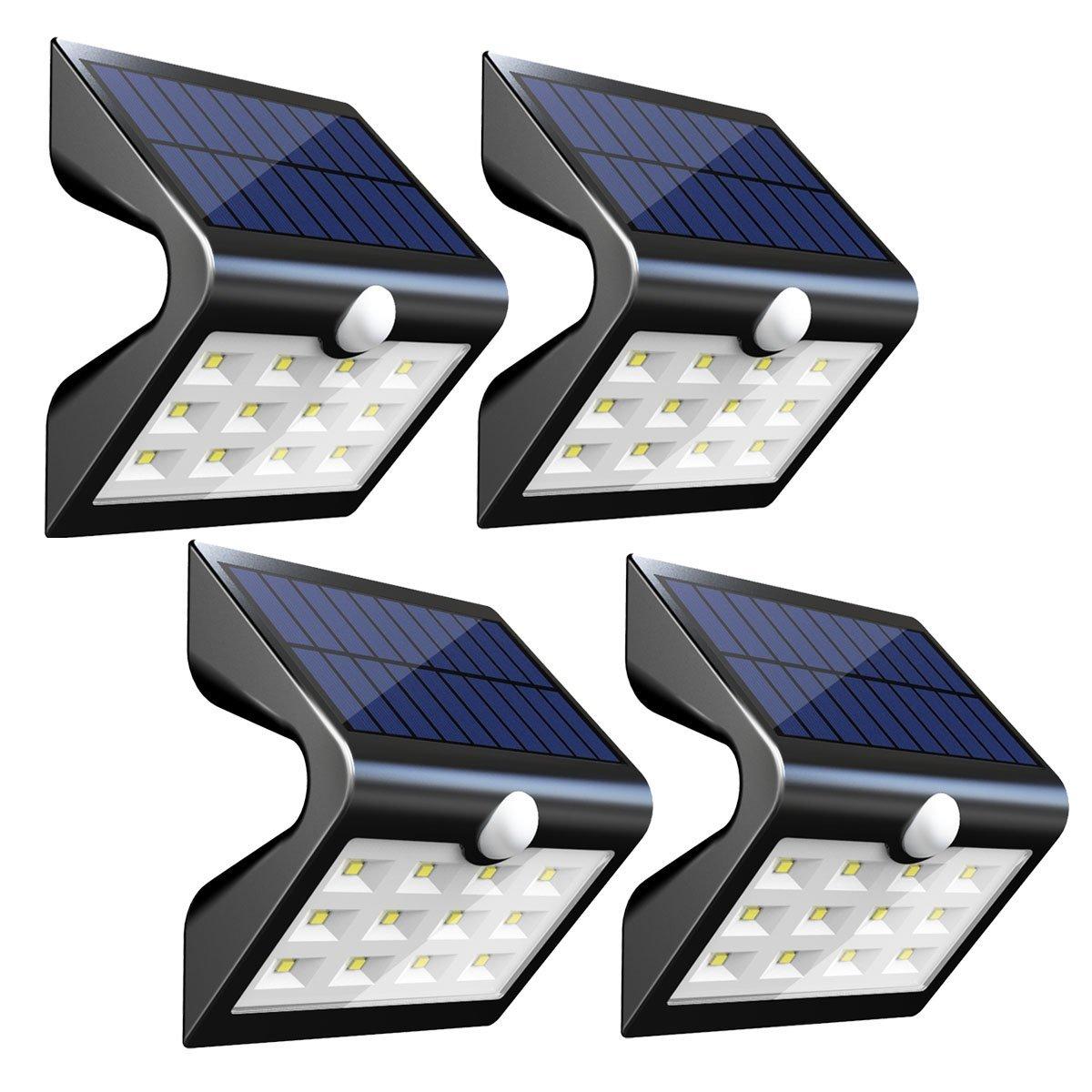 InnoGear 2nd Version 14 LED Solar Lights  $29.99 @amazon
