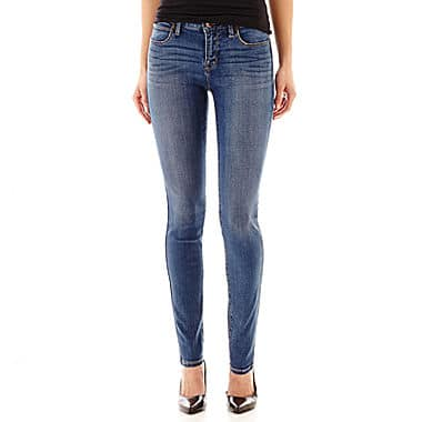 Stylus™ Stretch Skinny Jeans $19.99 at jcpenney