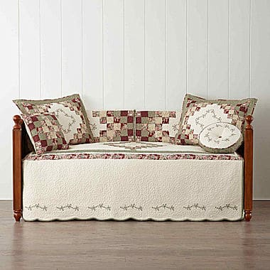 Home Expressions™ Cassandra Pieced Daybed Cover $79.99 at jcpenney