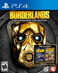 Borderlands: The Handsome Collection $14.99 at gamestop