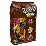 M&M'S Fun Size Assorted Candy Variety Mix, 5.3 lbs 150 Pieces $14.39 (w/ 20% extra savings coupon...other choices available)Shipping is free w/ Prime or orders $25+
