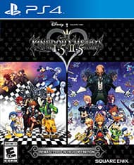 PS4 Kingdom Hearts 1.5 + 2.5 Remix and 2.8 19.99 each Gamestop $19.99
