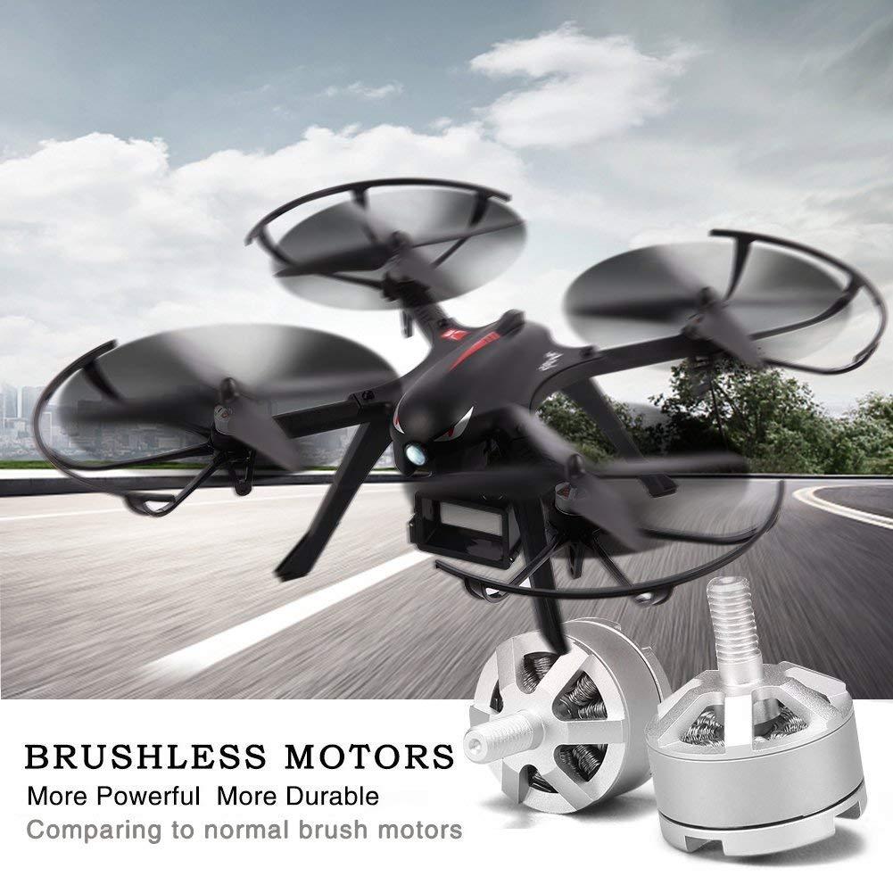 RCtown Brushless motor Drone $62.99 @amazon.com