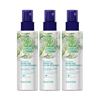 $2.91 for Herbal Essences Set Me Up Spray Hair Gel 5.7 Oz (Pack of 3)