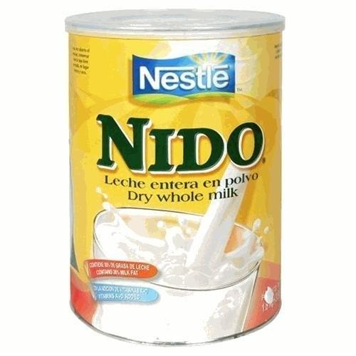 add on item $9.99 Nestle Nido Instant Dry Whole Milk Powder 1.76 Pound