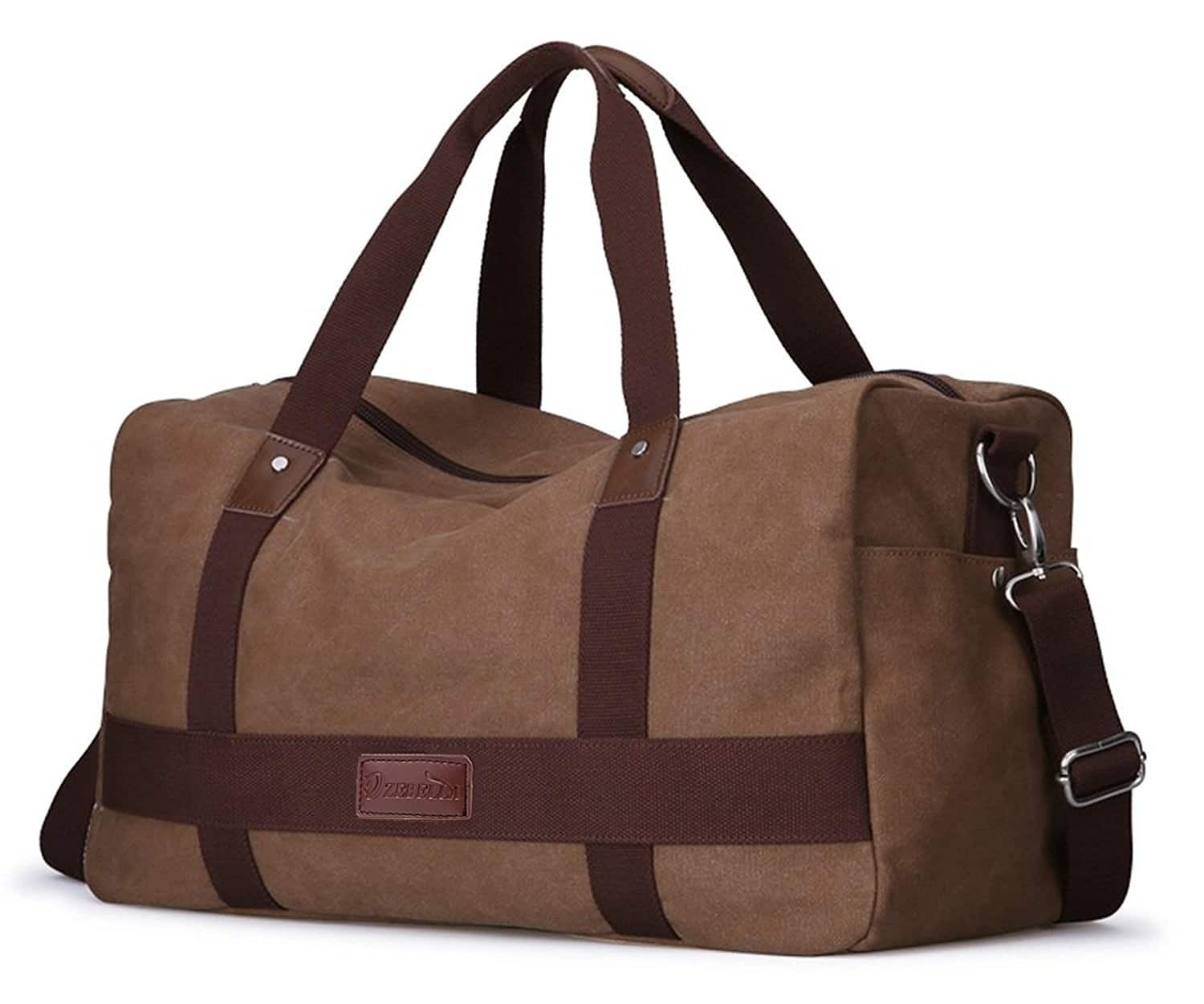 Travel Duffel Tote Sports Gym Bag $19.99 @amazon