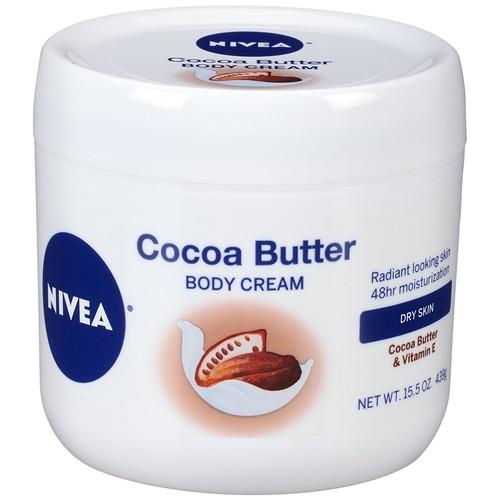 15.5oz Nivea Cocoa Butter Body Cream $3.79 w/ S&S + Free Shipping