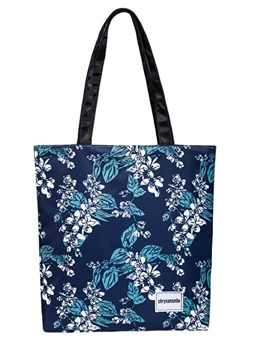 50% off Print Tote Bag For Women for 5.99 @amazon $5.99