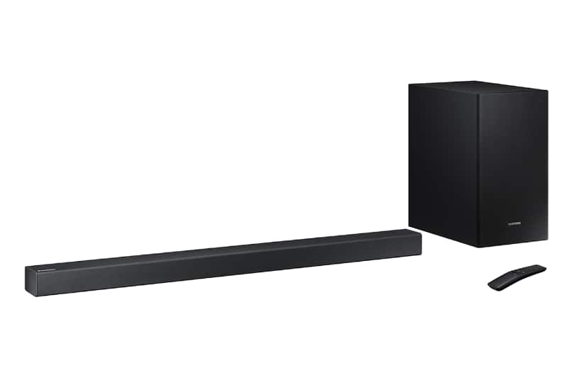 SAMSUNG 4.1 Channel 240W Soundbar System with Wireless Subwoofer