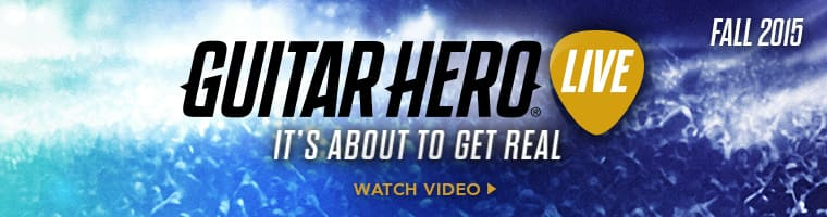 Guitar Hero Live Xbox One, PS4, Wii U, PS3, Xbox 360 - Toysrus.com $69.99 Free S&H