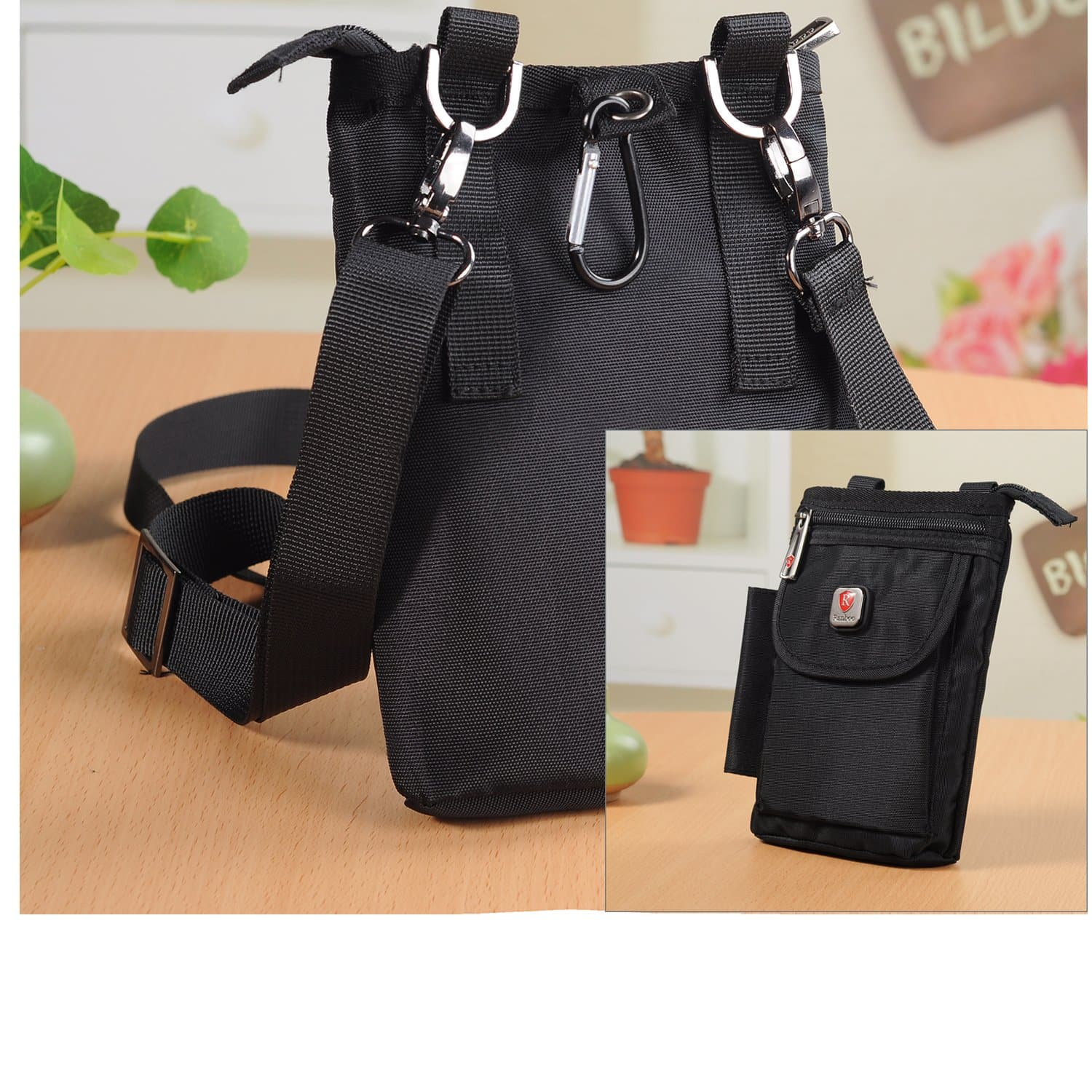 Ranboo Multifunctional Cellphone Purse Crossbody Shoulder Bag -  6.24 Amazon  After Coupon  6.23 feb9d449a3a0a
