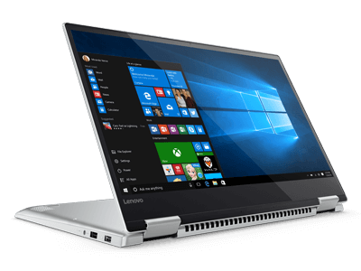 "Lenovo Yoga 720 15.6"" 1080p IPS Touch Laptop: i7-7700HQ, GTX 1050 2GB, 8GB Ram, 256GB SSD $999 w/ Coupon + Free Shipping"