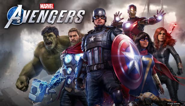 Marvels Avengers PC for $29.99 from STEAM