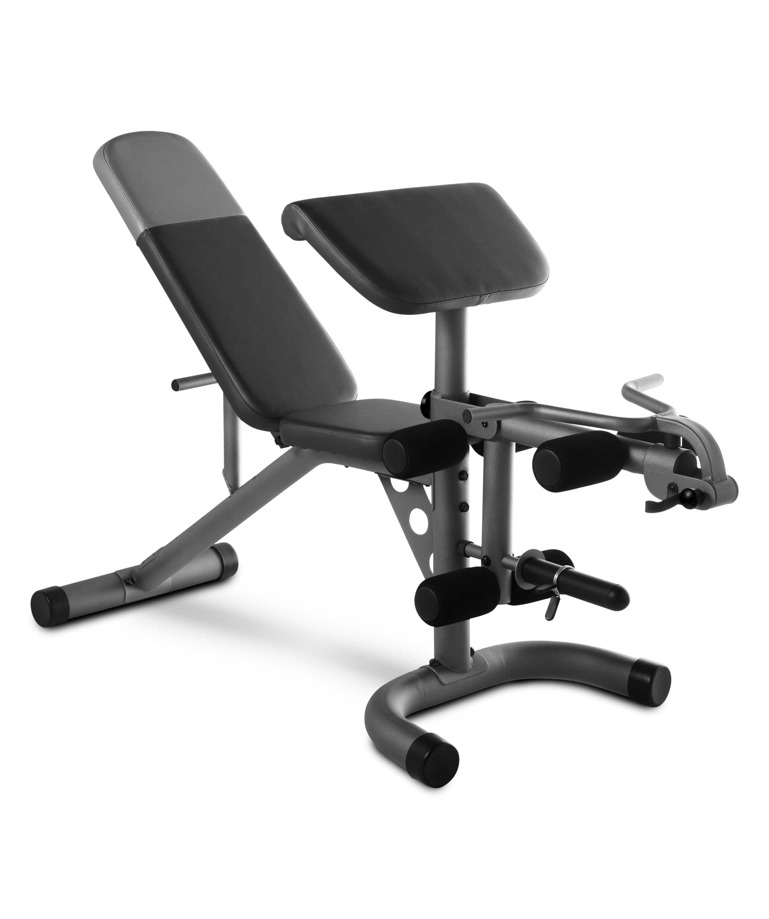 Weider XRS 20 Adjustable Olympic Bench with Removable Preacher Pad $97 at Walmart -YMMV