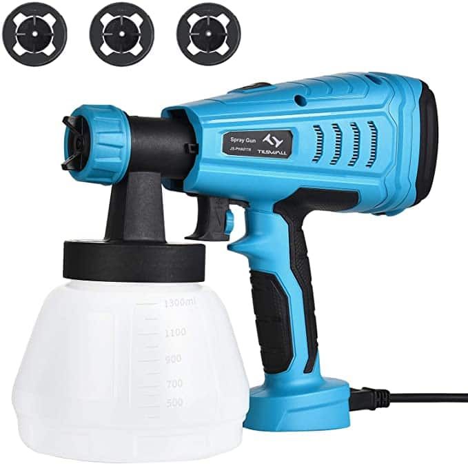 Tilswall 550w Electric Paint Sprayer $35.99 + free shipping