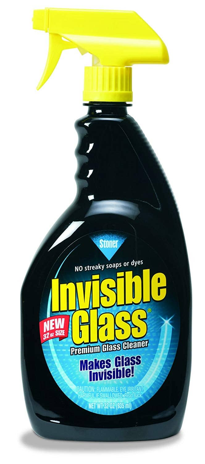 Add-on Item: Stoner 92194 Invisible Glass Cleaner - 32 oz. Spray Bottle $3.61