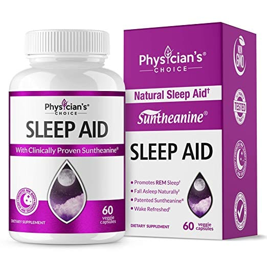 Physician's Choice Natural Sleep Aid Supplement for $10.42 at Amazon + FSSS