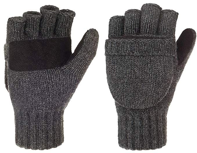 40% Off Suede Thinsulate Thermal Insulation Gloves (Various colors) from $5.99 + FSSS