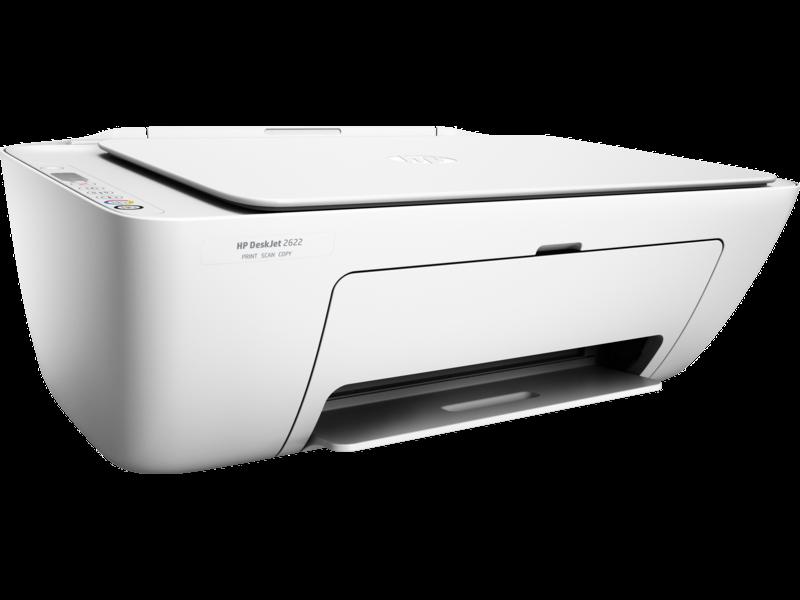 HP DeskJet 2622 All-In-One Printer $50.99 + Free Shipping for Prime Members