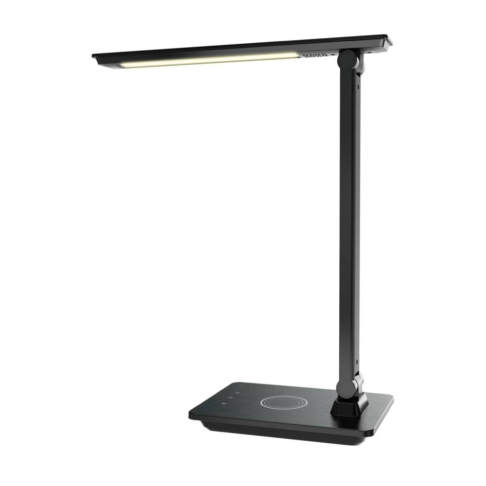 Taotronics LED Desk Lamp with Wireless Charging for $17.99