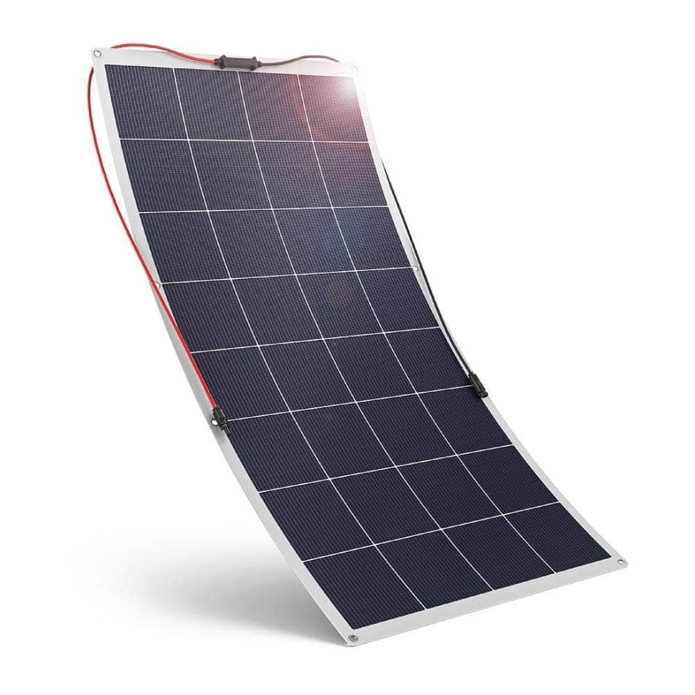 Ravpower 120W 18V Solar Charger for $94.99 AC + Free Shipping